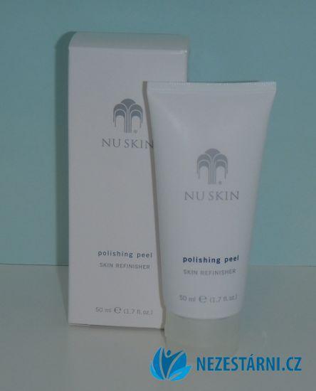 Polishing Peel Skin Refinisher - Enzymatická peelingová maska, krém - 50 ml